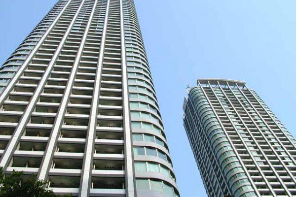 東京ツインパークス ライトウイング 22階